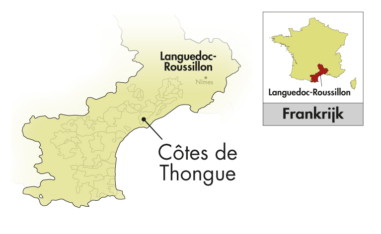 Domaine de l'Arjolle Côtes de Thongue Equinoxe Cabernet-Syrah