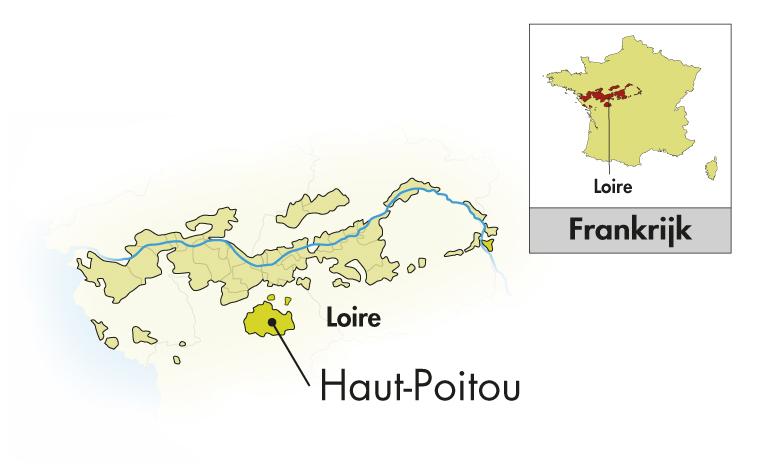 Domaine La Tour Beaumont Haut-Poitou Cabernet Franc