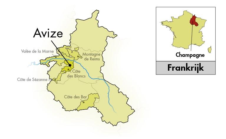 De Sousa Champagne Chemins des Terroirs Brut