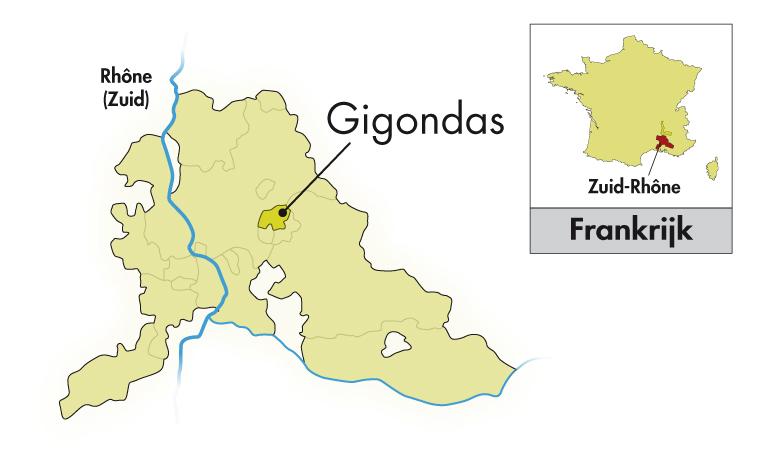 Domaine du Bois des Mèges Gigondas