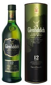 Glenfiddich 12 y 1 lt. 40%